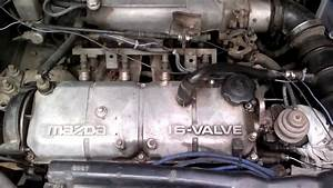 B6 Et Engine In Mazda 323 Sedan 1993