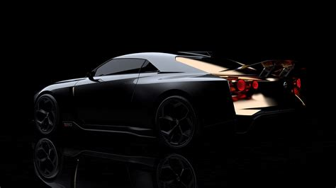 Nissan Gtr Full Hd Wallpapers