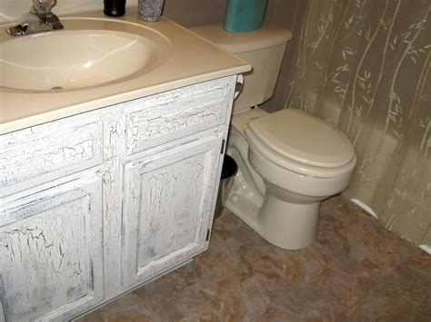 shabby chic bathroom vanity ideas shabby chic whitewashed wood bathroom vanity cabinet with doors and round shallow sink of a