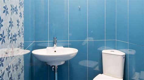 ideas  decorar el bano en color azul combinar colores
