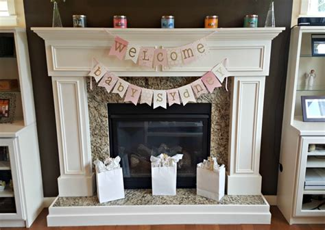 Coed Shower A Pink Gold Coed Baby Shower Simply Darr