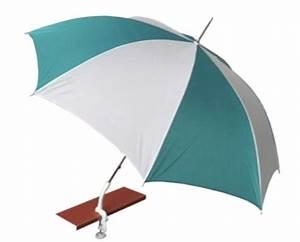 blau weisser sonnenschirm regenbogen fur balkon und camping With französischer balkon mit camping sonnenschirm
