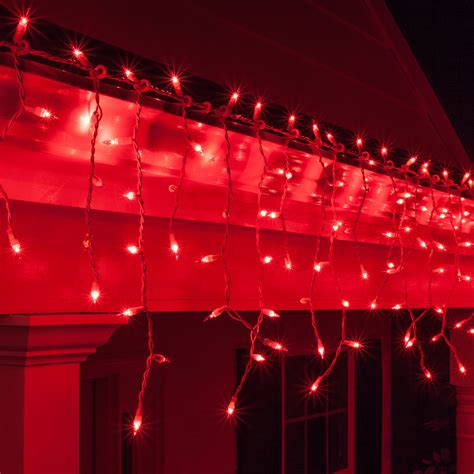 dripping icicle outdoor christmas lights dripping icicle lights outdoor accentuate the aesthetic