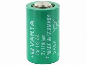 Lithium Aa Batterie : varta cr 1 2 aa 3v lithium battery cr14250 ~ Orissabook.com Haus und Dekorationen