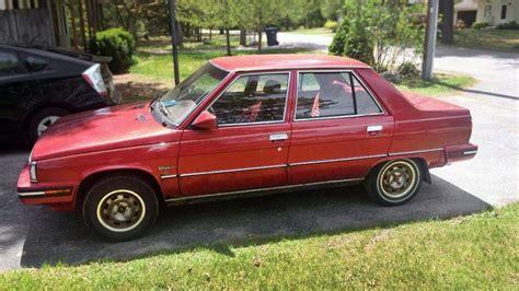 1984 renault alliance voiture bon marché 500 1986 renault alliance