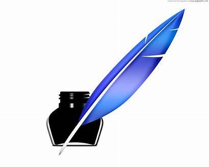 Quill Pens Pen Scroll Clipart Paper