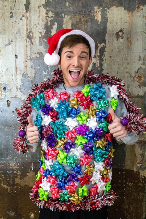 Best Diy Ugly Sweater Ideas And Images On Bing Find What Youll Love