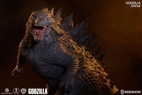 """2014 Godzilla 14"""" Statue"""