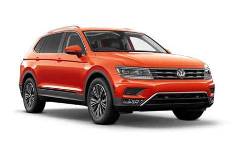 2018 Volkswagen Tiguan Lease (new Car Lease Deals