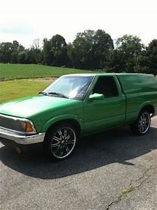 Find Used 1997 Chevrolet S10 Pickup Custom In Elkton