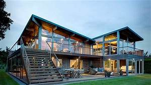 Modern, Wood, House, Design, Architecture
