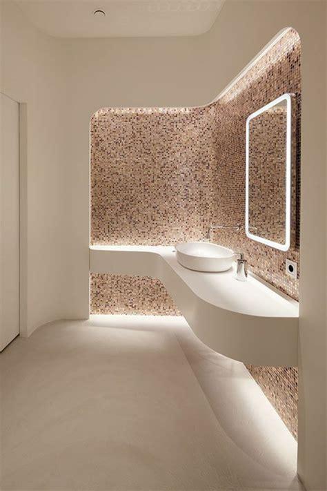Mosaique Miroir Salle De Bain by 1001 Id 233 Es Pour Un Miroir Salle De Bain Lumineux Les