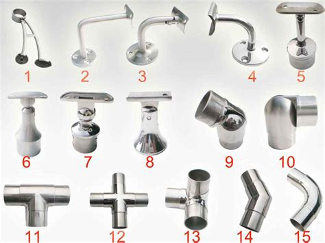 Amtex enterprises is stainless steel railing pipe manufacturers, supplier, and exporter in mumbai, india.our qualitative range of stainless steel railing pipes is exclusively designed for several piping applications of various industries such as oil & gas industry, the chemical industry, medical gas pipeline systems, and. Stainless Steel Handrail Fittings By Jinan Aobo Metal Products Co., Ltd, China