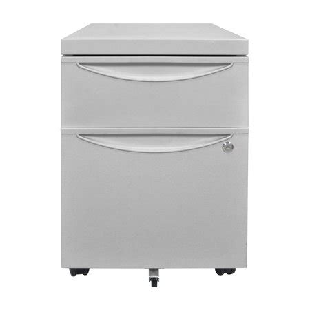 Lockable Pedestal Cabinets by Luxor Gray Mobile Pedestal File Cabinet With Locking