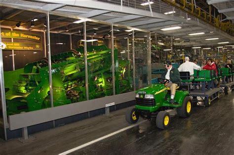 John Deere Factory Tours | Trips to Take | Pinterest ...