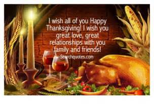happy thanksgiving family quotes quotesgram
