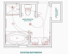 bathroom floor plans 10x10 1000 images about bathroom layout on bathroom