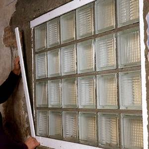 comment monter des briques de verre bricobistro With pose brique de verre exterieur