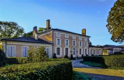 chambre d hote chateau bordeaux seven magnificent mansions in south for