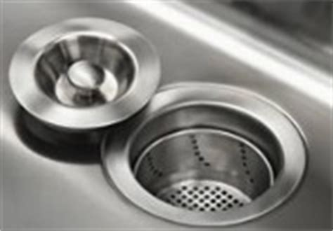 stainless steel faucet kitchen blanco sink strainers drain covers and deluxe air gaps