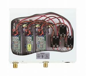 Eemax Ex180t3 N  A 208 Volts Electric Tankless Water Heater