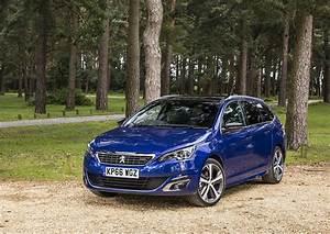 Credit Auto 0 Peugeot : images peugeot 2015 16 308 sw gt line blue metallic automobile ~ Gottalentnigeria.com Avis de Voitures