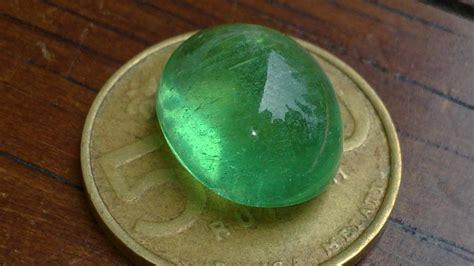 batu cincin ruby 2 green obsidian borneo emerald gemstone emerald