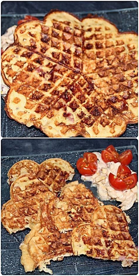pate a gaufre salee gaufres 224 la courgettes recettes sal 233 es gaufres cr 234 pes blinis crepes and