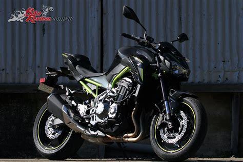 Review Kawasaki Z900 by Review 2017 Kawasaki Z900 Bike Review