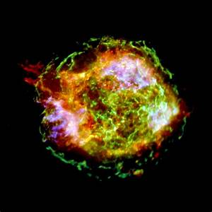 NASA - 2004 Chandra X-Ray Observatory Photos