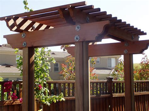 Trellis Designs For Decks