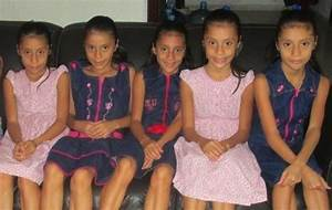 Image Gallery identical quintuplets