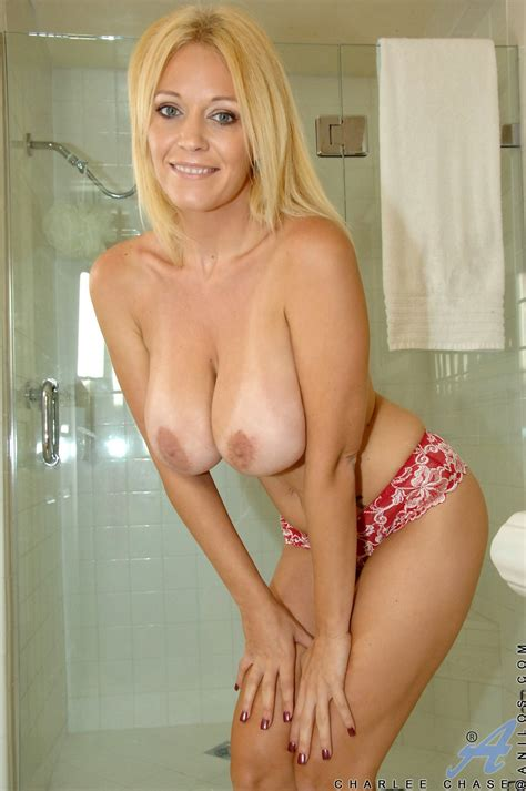 charlee chase Showing her sexy Body In The Bathroom my pornstar book