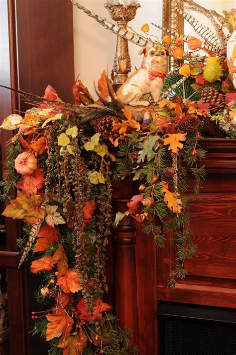 how to decorate a table for fall c b i d home decor and design fall decor thanksgiving