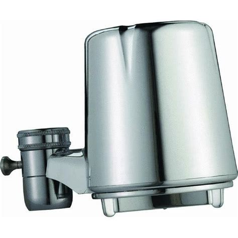 Faucet Mount Water Filters by Culligan Chrome Faucet Mount Faucet Water Filter Fm 25 Ebay