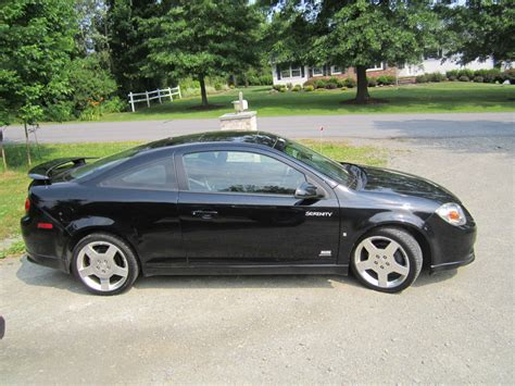 Specifications 2007 Chevrolet Cobalt Ss Supercharged Coupe