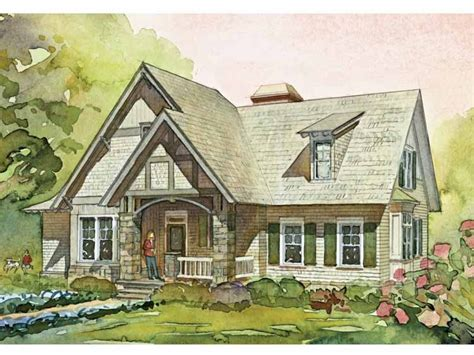 English Cottage Style House Plans English Country Cottage
