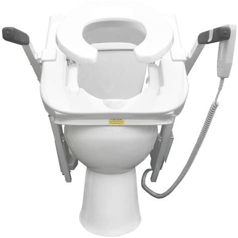 equipement toilette tush push 2 motor toilet seat lift u s medical supplies