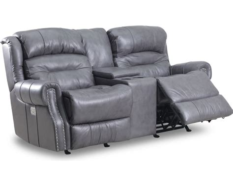 Excellent Loveseat Leather Recliner Reclining