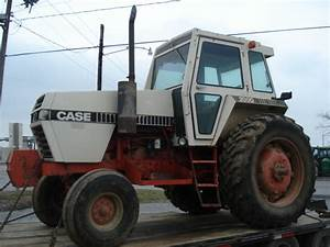 Case 2090 Salvage Tractor At Bootheel Tractor Parts