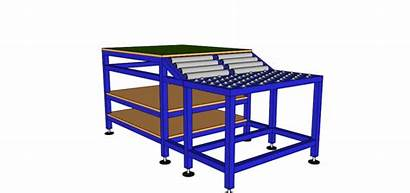 Packing Bespoke Benches Tables Bench Manufacturing Table
