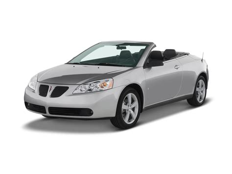 2007 Pontiac G6 Reviews And Rating