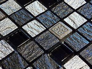 Mosaik Fliesen Schwarz : schiefer effekt mosaik fliesen glas naturstein silber schwarz ornament ftdur1505 eur 13 95 ~ Eleganceandgraceweddings.com Haus und Dekorationen