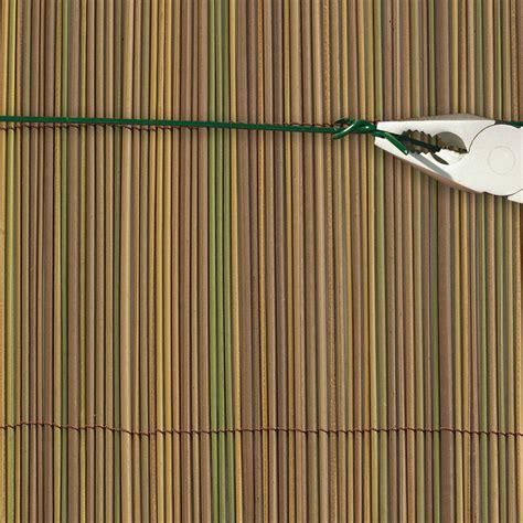mon livre de cuisine nortene exel reed canisse en tiges de roseau synthétique