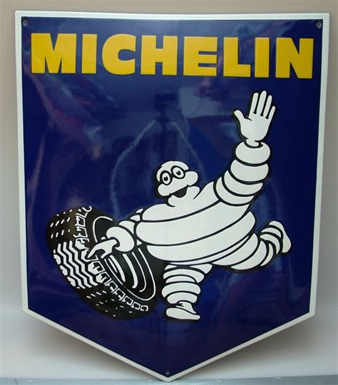 michelin si鑒e social bol com michelin reclame bord emaille groot reclamebord