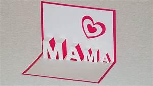 Geschenke Für Muttertag : muttertagsgeschenke basteln pop up cards zum muttertag ~ A.2002-acura-tl-radio.info Haus und Dekorationen