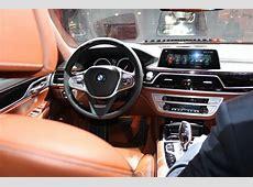 Vidéo à bord de la nouvelle BMW Série 7 2015 Photo #8