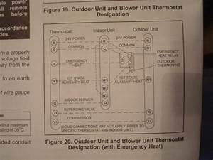 Which Diagram To Use On Lenox Thermostat Wiring Setup  Heat Pump Lenox Techs Needed - Hvac
