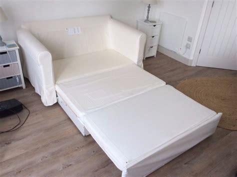 loveseat sofa bed ikea ikea hagalund sofa bed hardly used in oxford