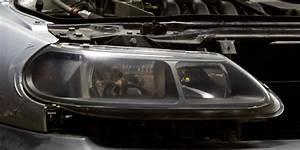 Renover Plastique Interieur Voiture : nettoyer optique de phare polycarbonate renover optique ~ Melissatoandfro.com Idées de Décoration